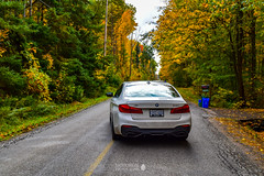 BMW (TO416 Original) Tags: 2018 canada motoroilphotography ontario to416 transport travel bmw 540i automobile car autumn season drive haltonhills tourism attractions rural touristattraction tourist tofouronesix to416original