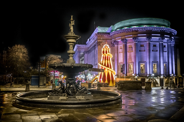 Steble Fountain Liverpool.