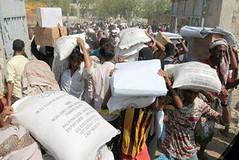 برنامج الأغذية العالمي: الكشف عن تلاعب بتوزيع المساعدات الإنسانية في اليمن (nashwannews) Tags: البمن الحوثيين برنامجالأغذيةالعالمي بيعالمساعدات صنعاء