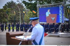 Cerimônia de transmissão do cargo de Comandante da Aeronáutica (Força Aérea Brasileira - Página Oficial) Tags: cmtaer comandantedaaeronautica tbbermudez