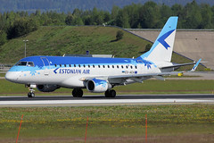 ES-AEA | Embraer ERJ-170LR | Estonian Air (cv880m) Tags: oslo gardermoen osl norway aviation airliner airline aircraft airplane jetliner airport esaea embraer erj e70 erj170 erj170lr estonianair estonia