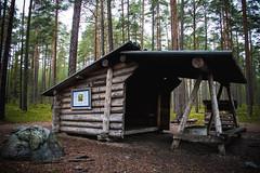 Vindskydd (real.jtj) Tags: skogen skog woods wood falun dalarna hosjö sweden sverige nature old forest cabin vindskydd