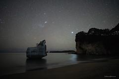 Sphynx Rock (hakannedjat) Tags: sony sonynz sonya7rii newzealand nz nzmustdo astro astrophotography 24mmf14gm