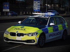 Merseyside Police Road Policing Unit  New 67 Plate BMW 3 Series (Liam Blundell Photography) Tags: merseysidepolice police lj67ebd trafficcar merseyside liverpool bmw bmw3series bluelights roadpolicingunit rpu traffic