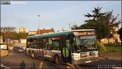 Irisbus Citélis 12 - RATP (Régie Autonome des Transports Parisiens) / STIF (Syndicat des Transports d'Île-de-France) n°8580 (Semvatac) Tags: semvatac photo bus tramway métro transportencommun irisbus citélis12 cd916ee ratp régieautonomedestransportsparisiens stif syndicatdestransportsdîledefrance 118 nateuilzoneindustrielle julesferry avenuevictorhugo fontenaysousbois valdemarne