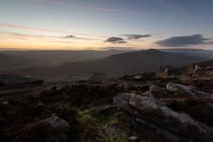 Blue Hour (m00chas) Tags: canon6dmkii canon1740mm landscape landscapes bamfordedge bamford derbyshire