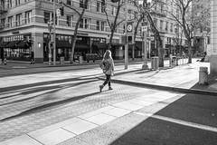 SW Washington St. (TheQ!) Tags: leica leicaq portland streetphotography monochrome monotone blackandwhite