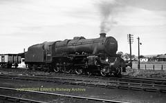 Stranraer 45483 18Jul63 img919 (Ernies Railway Archive) Tags: stranraerstation gswr cr portroad lms scotrail ppwjr