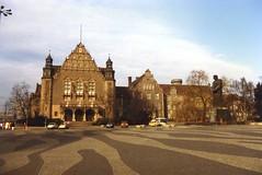 Poznań University (Ray's Photo Collection) Tags: poland polish winter snow tour rail poznań poznan university