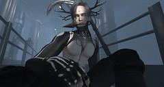 ᴅᴇᴀᴛʜ (ѕєαи) Tags: secondlife sl asian scythe reaper