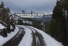 Cisco, California (imartin92) Tags: cisco grove california unionpacific railroad railway signal bridge southernpacific donnerpass