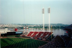"Great American Ballpark • <a style=""font-size:0.8em;"" href=""http://www.flickr.com/photos/109120354@N07/46026846511/"" target=""_blank"">View on Flickr</a>"