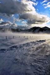 (Gigliola Spaziano) Tags: neve vento nuvole freddo explore