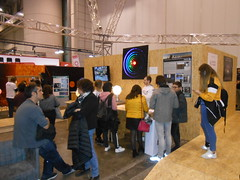 View on the stand and Trappist-1