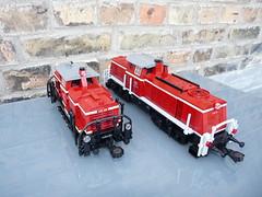 DB BR V60 SIMON JAKOBI (Dr Snotson) Tags: lego train db br v60