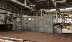 Abandoned Soviet Glass Factory Bulgaria