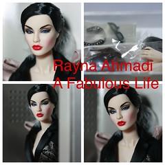 A fabulous life Rayna Ahmadi (Q_terry) Tags: a fabulous life rayna ahmadi fr fashion royality doll wclub it integritytoys