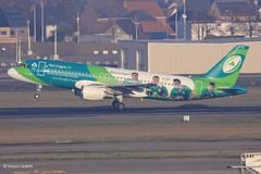 20181212_EI-DEI (sn_bigbirdy) Tags: ebbr bru brusselsairport frontpark1 takeoff spotting planespotting plane eidei airbus a320 a320200 aerlingus logojet 25r greenspirit irishrugby