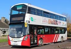 Bus Eireann VWD68 (172C4394). (Fred Dean Jnr) Tags: buseireann volvo b5tl wright eclipse gemini3 vwd68 172c4394 lotamore cork october2017 wrightbus buseireannroute209