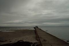 wideness (liebeslakritze) Tags: wideness wide weite meer waterfront küste himmel wetter sky weather balticsea ostsee