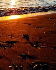 [ P O I N T E - V É N U S ] (D. [SansPretentionAucune] (•̪●)  ✪) Tags: blacksand tahiti frenchpolynesia polynesiefrançaise polynesia beach sunset nightimage mahina pointevenus venus