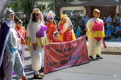 Sugar Plump Fairies (Non Paratus) Tags: 41st doodahparade parade 2018 pasadena people