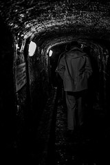 Picture in the dark. (ost_jean) Tags: dark bw ostjean nikon d5300 350 mm f18 alsace france war underground