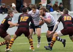 Preston Grasshoppers 22 - 27 Hudderrsfield January 05, 2019 36235.jpg (Mick Craig) Tags: 4g lancashire action hoppers prestongrasshoppers agp preston lightfootgreen union fulwood upthehoppers rugby huddersfield rugger sports uk