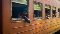 passengers (tattie62) Tags: srilanka waikkala train carriage people places travel tourism transport rail railway faces happy contentment commuters firstclass 1stclass