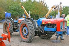 Doe Dual Drive Triple D Tractor (SR Photos Torksey) Tags: tractor vintage classic farm machinery auction sale cheffins cambridge does dual drive triple d