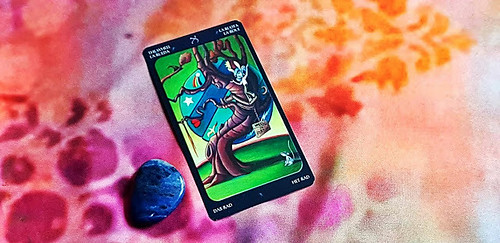 Card Reading for Wednesday 16th January 2019 / Tarot of The