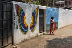 Cochin Colour (Kev Gregory (General)) Tags: colour cochin kochi alley woman tour south southern india indian asia kev gregory canon 6d mark ii holiday bangalore mysore kabini ooty madurai munnar alleppey marari beach