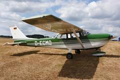 D-ECMQ Cessna FR172H Rocket @ Schaffen Diest 11-Aug-2018 by Johan Hetebrij (Balloony Dutchman) Tags: decmq cessna fr172h rocket f172 172 c172 reims ebdt schaffen diest oldtimer flyin aircraft 2018 belgium germany