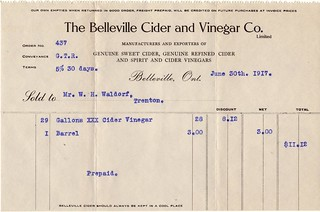 (Community Archives of Belleville & Hastings County Profile Picture