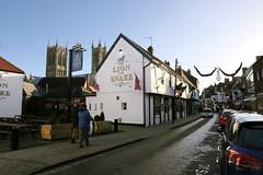 Lincoln, Lion & Snake (Clanger's England) Tags: england lincoln lincolnshire wwwenglishtownsnet marstons pub poe