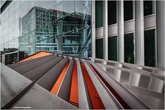 der Spiegel im Deichtor-Center (geka_photo) Tags: gekaphoto hamburg deutschland architektur derspiegel spiegelung glas stahl linien