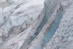 Cracks In Falljökull (peterkelly) Tags: digital canon 6d europe iceland gadventures bestoficeland skaftafellnationalpark falljökullglacier glacier glacial ice blue surface