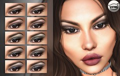 Ava-Eyeshadow-for-Catwa@.WHIMSICAL. (Insomnia Store) Tags: is insomnia event exclusive catwa eyeshadows original applier secondlife virtual whimsical
