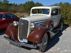 CHEVROLET Master Coach - 1934 (SASSAchris) Tags: chevrolet master coach voiture américaine ricard rassemblement castellet circuit club auto