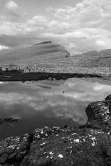 Reflections - The Faroe Islands (virtualwayfarer) Tags: faroeislands fo travel roadtrip explore goexplore travelphotography landscape landscapephotography nature natural rawnature adventuretravel traveling exploring naturalworld island seaside islands atlantic coastal fjord fjords wild sony sonyalpha a7rii alexberger virtualwayfarer trælanípan blackandwhite blackandwhtiephotography