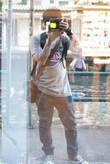 Street Photography at Chinese Town in Bangkok (Sittipol Mahapirom) Tags: street photography reflection reflect window bokeh portriat selfie vintage indy artist art photographer backpacker lifestyle casual nikon nikor d80