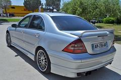 Mercedes Benz classe C 200 CDI (benoits15) Tags: mercedesbenz c200 cdi german car castellet blancpain