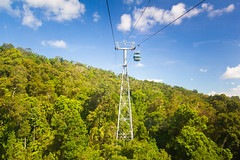 Skyrail above the Rainforest_