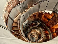 Spiral (jantoniojess) Tags: glasgow scotland escocia reinounido unitedkingdom stairs staircase spiralstaircase spiral espiral escaleras escalones escaleradecaracol thelighthouseglasgow design perspectiva perspective architecture arquitectura laberíntico panasoniclumixlx100