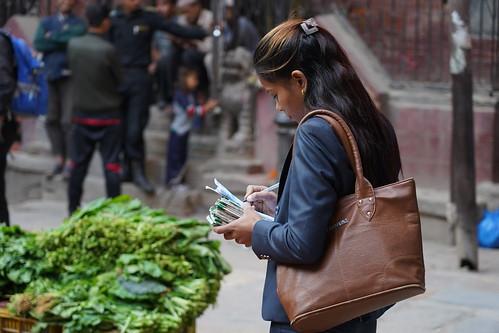 Paiement taxe d'emplacement Kathmandu