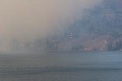 Fortunately the wildfire was far away (Sir_Francis_Barney) Tags: canada kanada british columbia