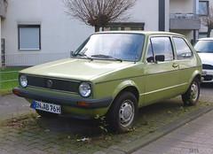 VW Golf GL (TIMRAAB227) Tags: vw golf volkswagen golfgl golfi golfmki volkswagenwerkag bonn