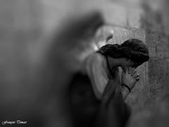 Angel BY François Tomasi (François Tomasi) Tags: angel françoistomasi sculpture blackandwhite noiretblanc monochrome yahoo google flickr