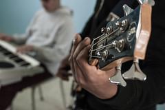 Bass (yassin.sg) Tags: bass music bands photography