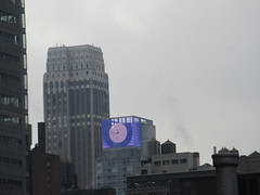2019 January First Snow of the Year 9851 (Brechtbug) Tags: 2019 january first snow year virtual clock tower from hells kitchen clinton near times square broadway nyc 01182019 new york city midtown manhattan weather snowstorm building dark low hanging cumulonimbus cumulus nimbus cloud winter hell s nemo southern view